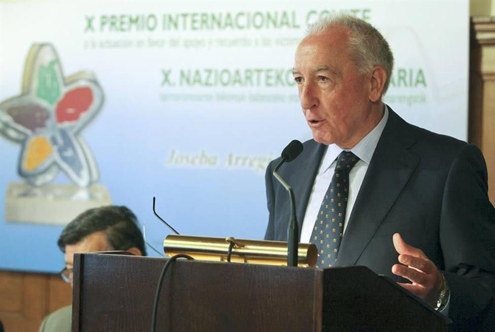 Fallece el exconsejero vasco Joseba Arregi