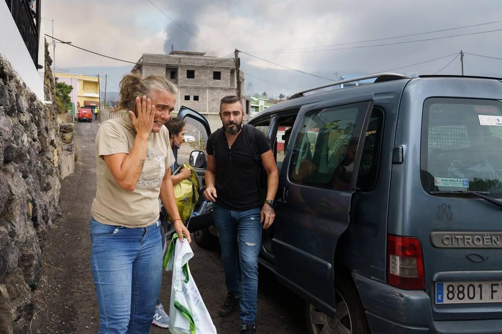 La lava llega a la localidad de Todoque y se prevé que arrase hasta 400 hectáreas agrarias
