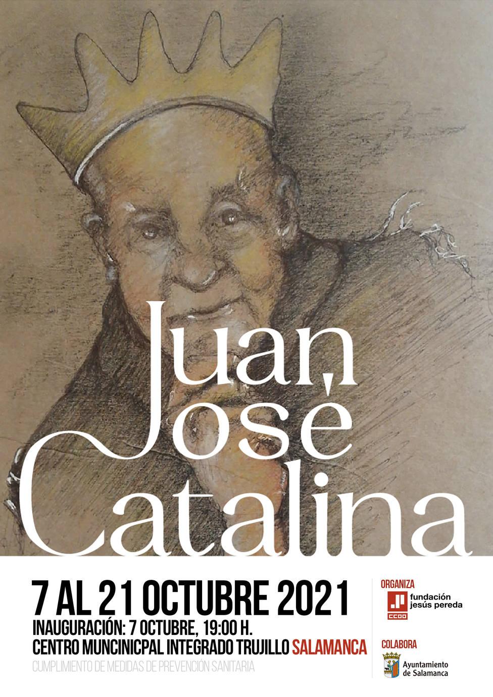 La presentación de la exposición a la que asistirá el autor será hoy 7 de octubre a las 19.00 horas
