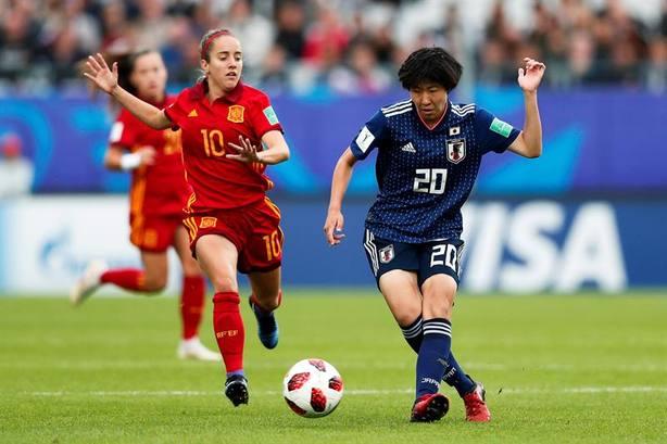España - Japón