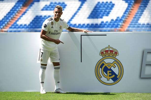 Mariano, nuevo jugador del Real Madrid