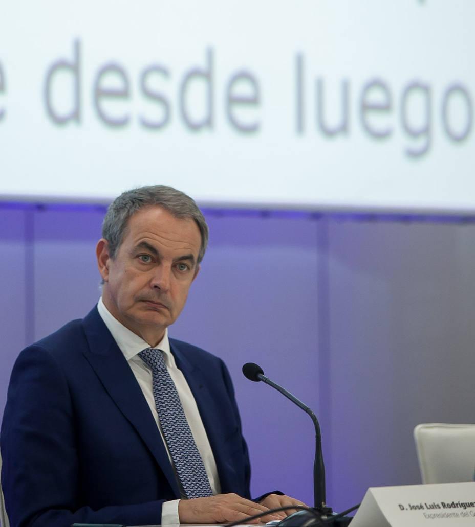 Zapatero cree que Sánchez logrará agotar al máximo la legislatura: Es el objetivo natural de todo Gobierno