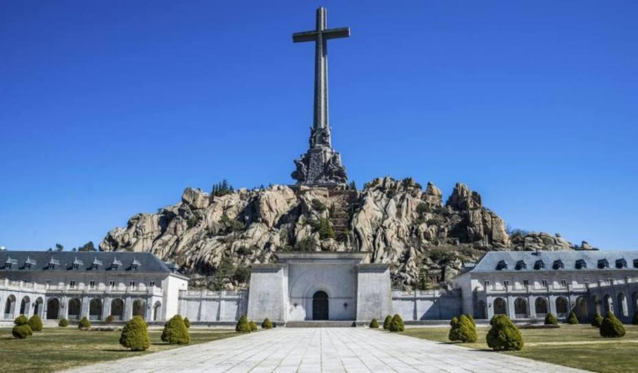 Basílica y cruz del Valle de los Caídos