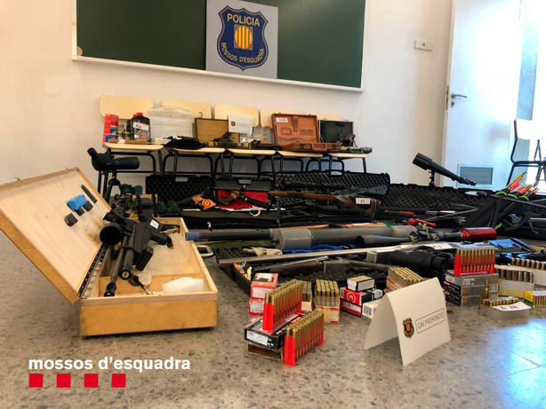 Mossos asegura que el tirador tenía clara voluntad de atentar contra Pedro Sánchez