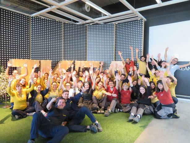 Ikea elige su tienda en Málaga como la mejor del mundo de la cadena