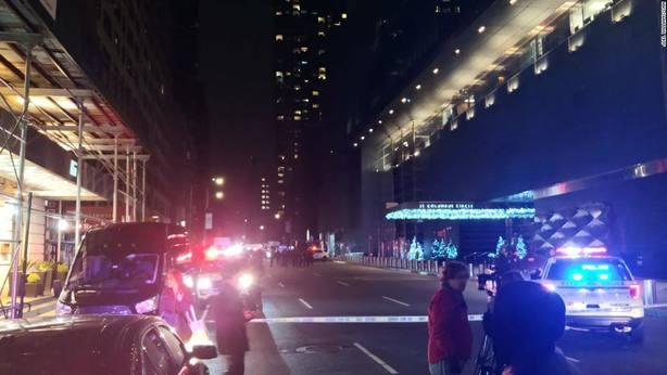 Desalojan las oficinas de CNN en Nueva York por amenaza de bomba