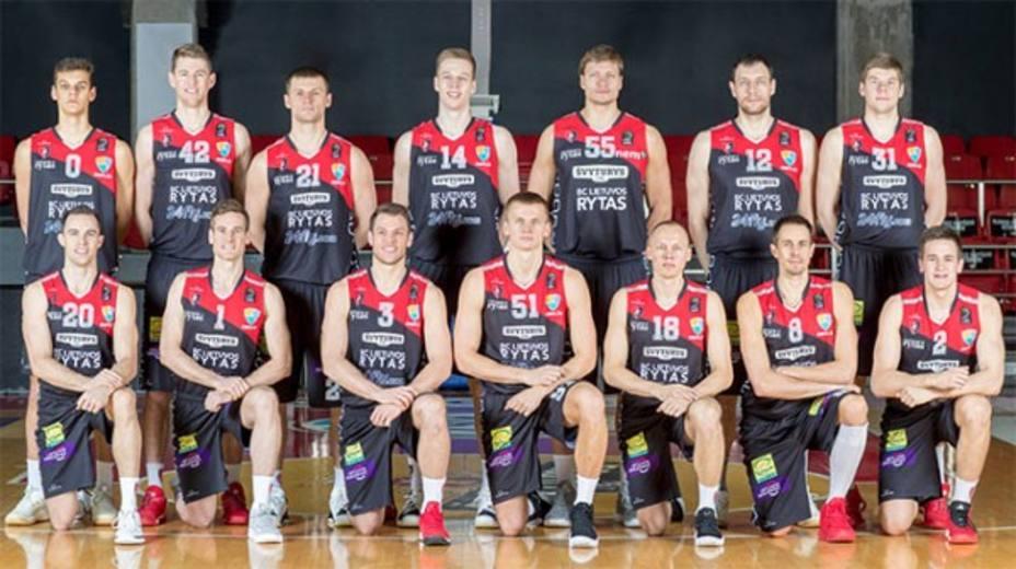 Rytas Vilnius, el rival de Valencia Basket