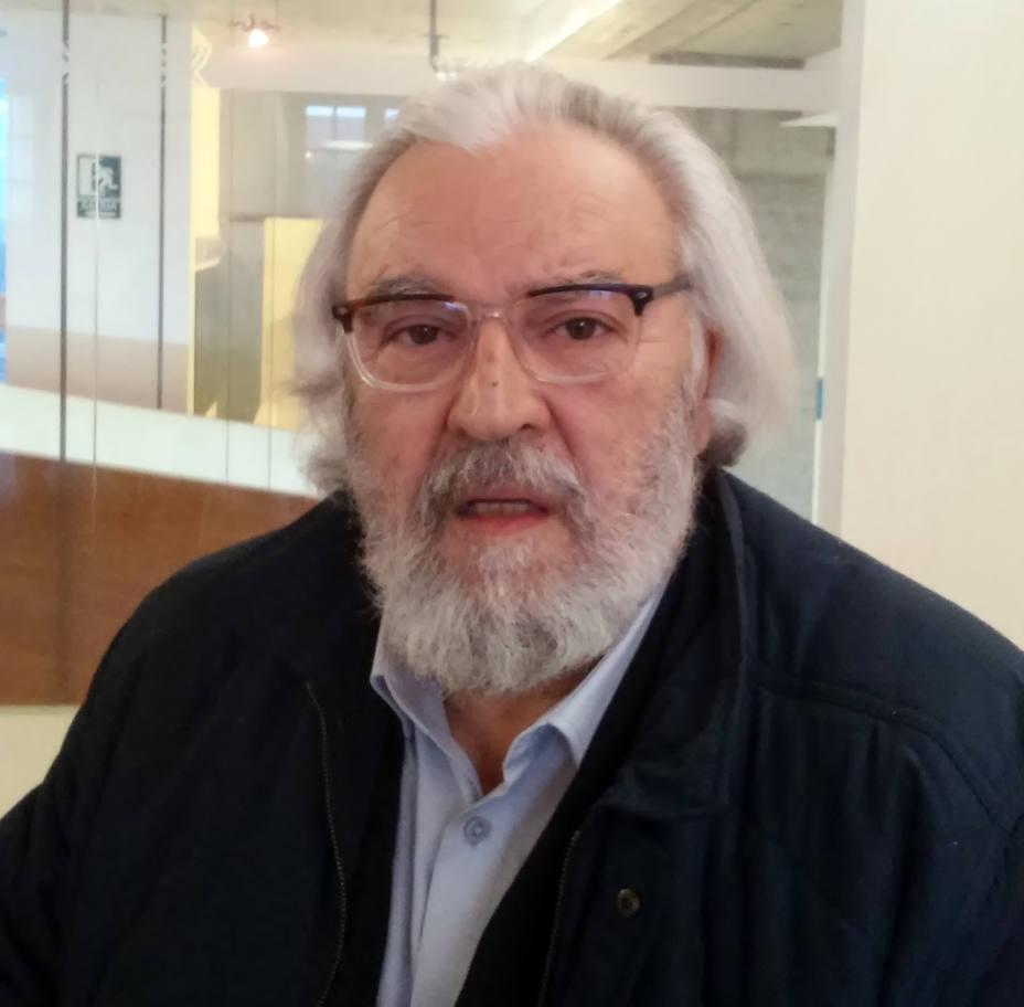 Guillermo Ferrández, ganador de las primarias de Podemos a la Alcaldía de Ferrol
