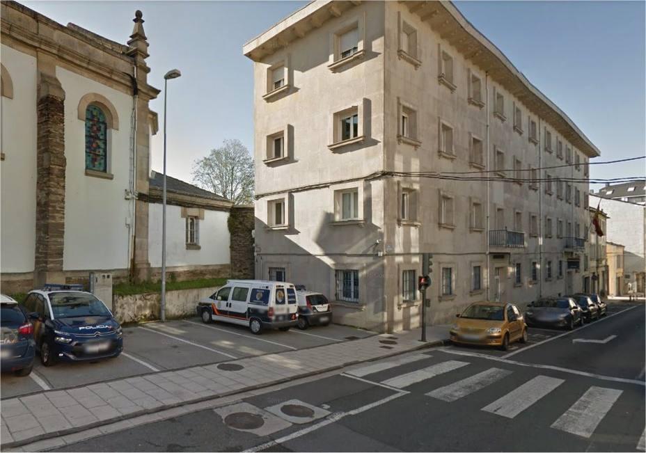 Pasan a disposición judicial las cuatro mujeres detenidas por ocupar una vivienda en Lugo