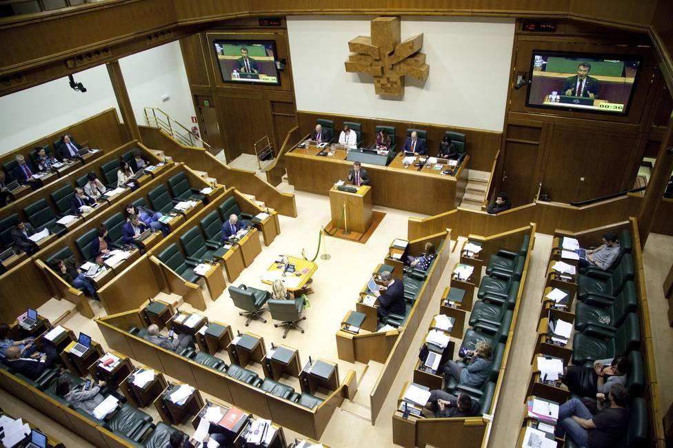 Cámara vasca pide el traspaso de prisiones para impulsar un modelo respetuoso con los derechos humanos