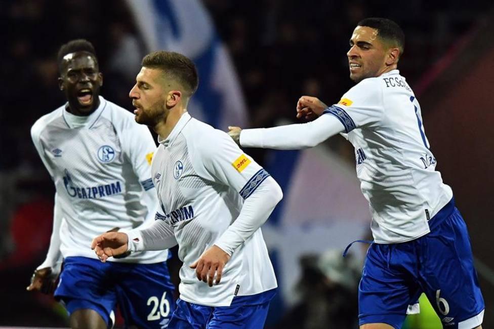 Nuremberg - Schalke