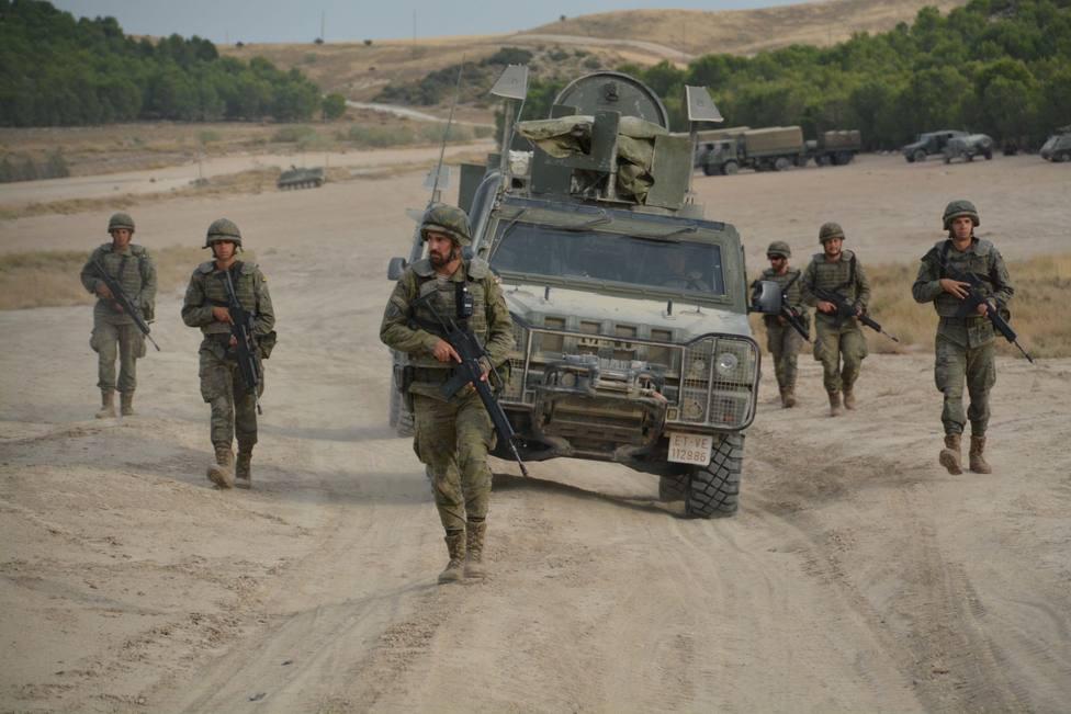 Cs promete parar la salida de militares a los 45 años y reintegrar a los que ya han dejado las Fuerzas Armadas