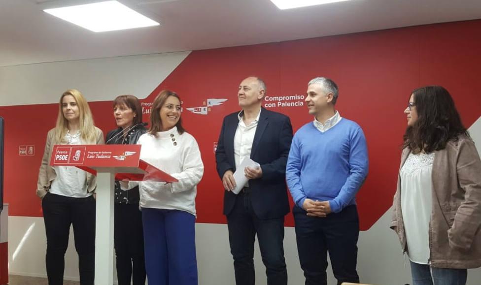 Candidatos PSOE Cortes Castilla y León