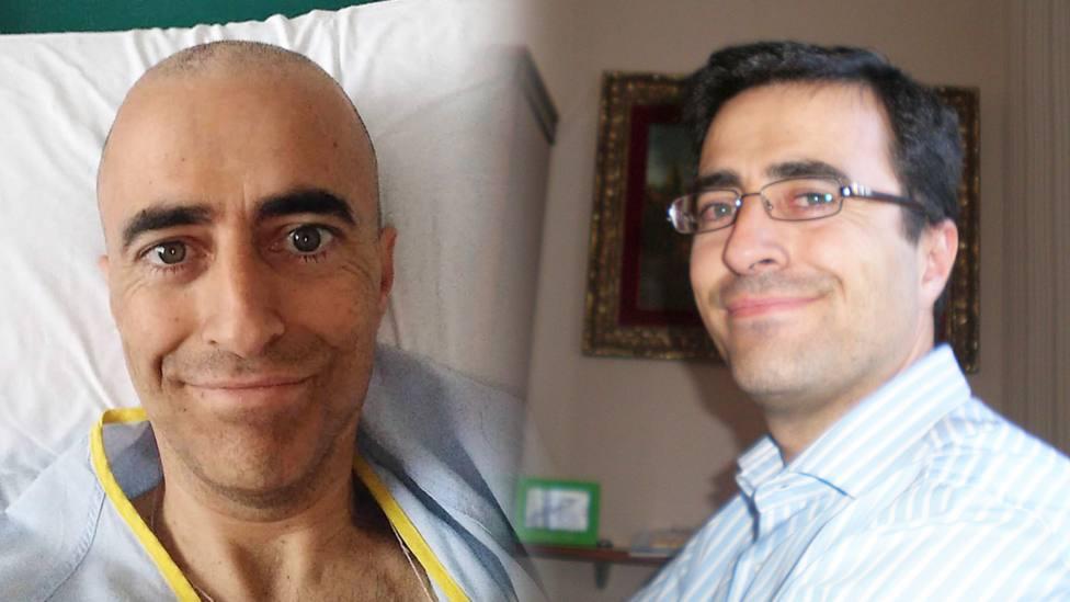 Sergio se enfrenta a su segundo linfoma: Sabemos que Dios interviene en todas las cosas