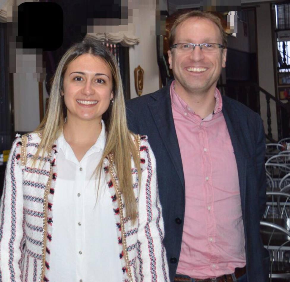 Ernest Blanch apoya a la alcaldesa de Vall dUixó, Tania Baños