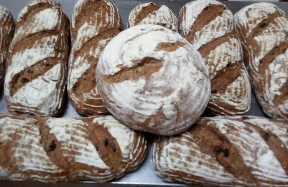Panes con sabor extremeño