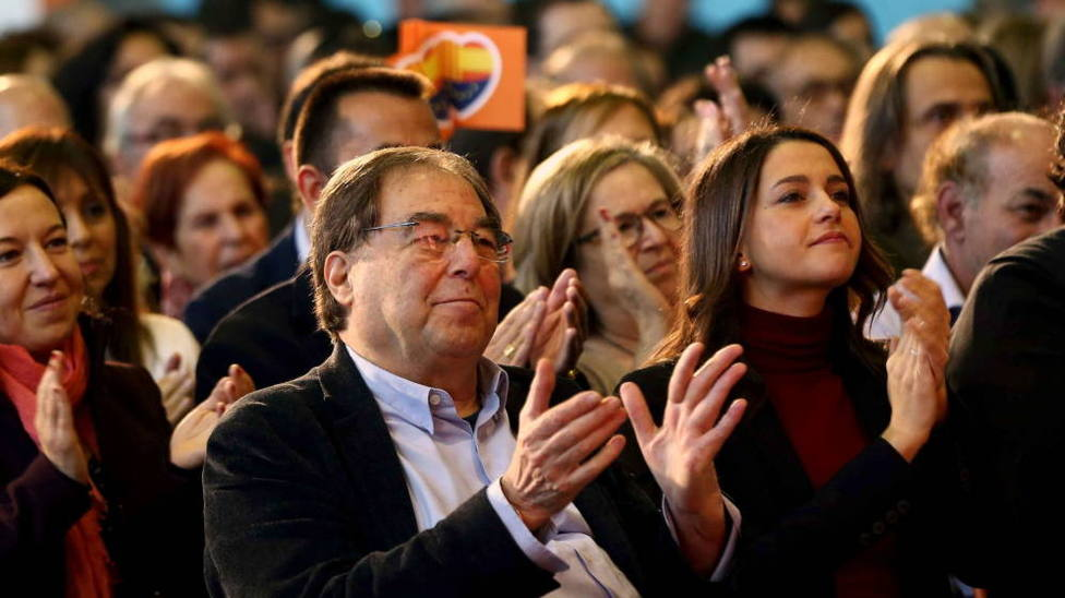 Uno de los fundadores de Cs abandona el partido por el veto a Sánchez