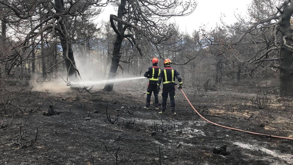 Controlados los incendios de Miraflores y Rascafría y se desactiva el nivel 1 del Plan de Incendios Forestales