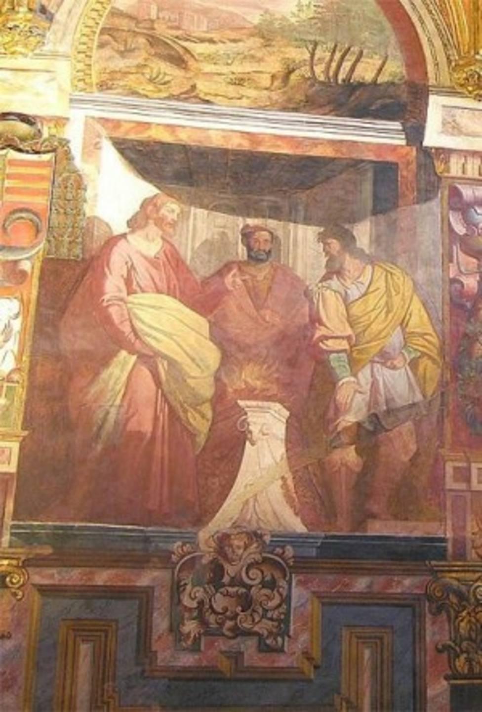 Santos Jenaro, Fausto y Marcial: las tres coronas de Córdoba