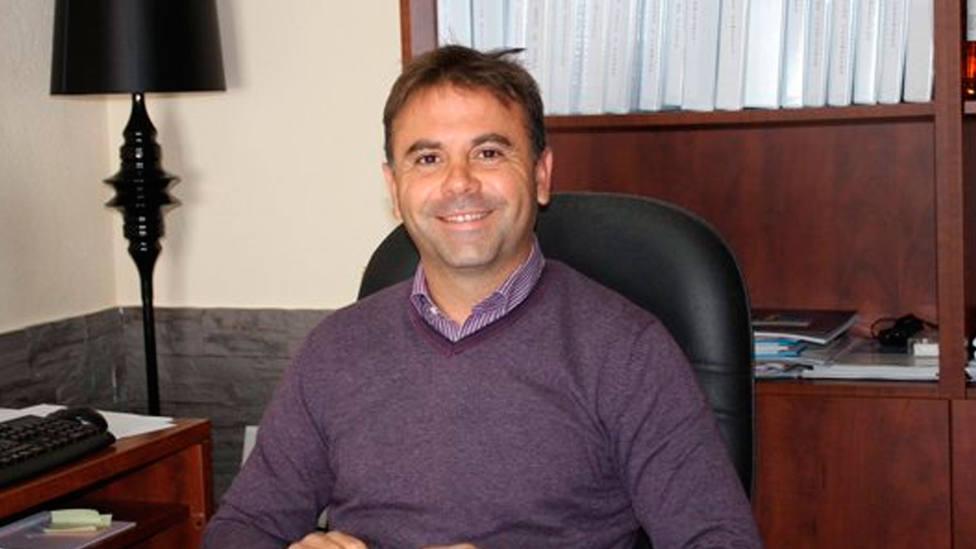 Manuel Franganillo, presidente del Extremadura (FOTO: Extremadura UD)
