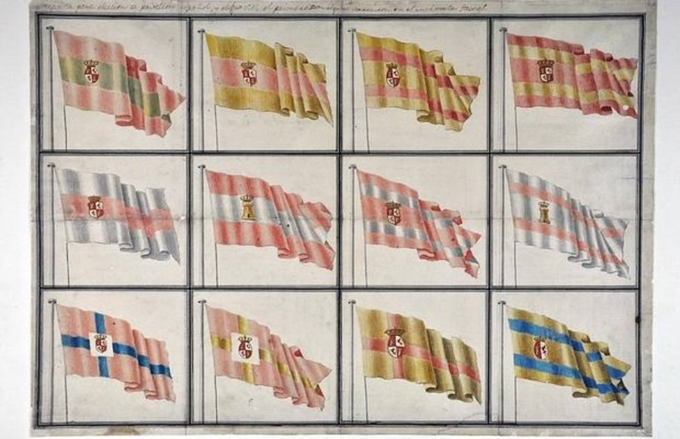 ¿Por qué la bandera de España es rojigualda?