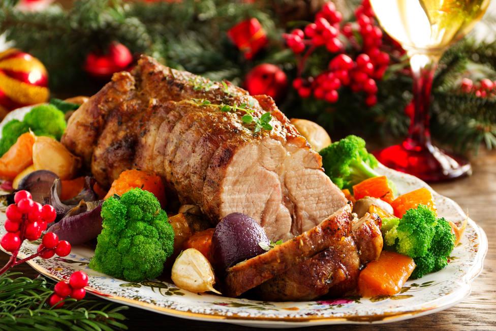 ¿Cuántas calorías tienen los productos que comemos en Navidad?