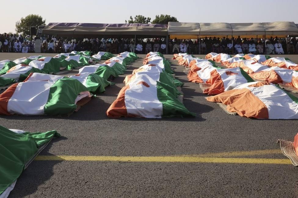 Estado Islámico reivindica el ataque contra una base militar en Níger que dejó 89 muertos