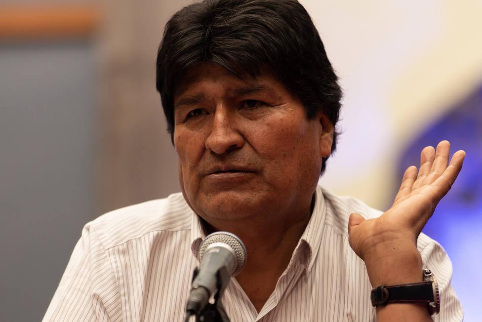 Morales asegura que prefiere estar encarcelado en Bolivia antes que perjudicar a otro país