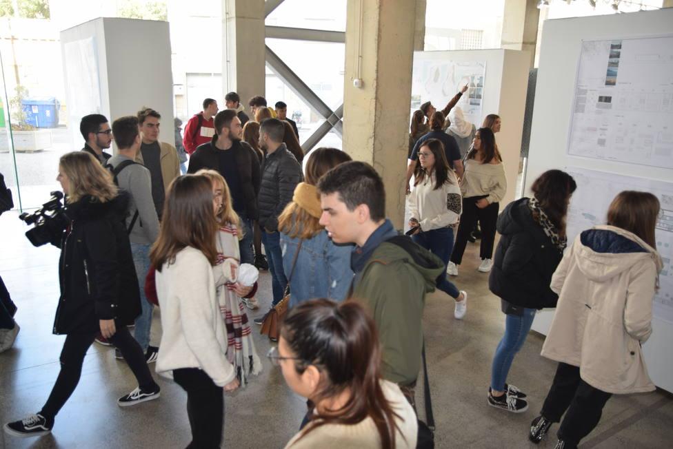 Estudiantes de la UPCT imaginan el futuro acuario de Cartagena en diferentes ubicaciones del municipio