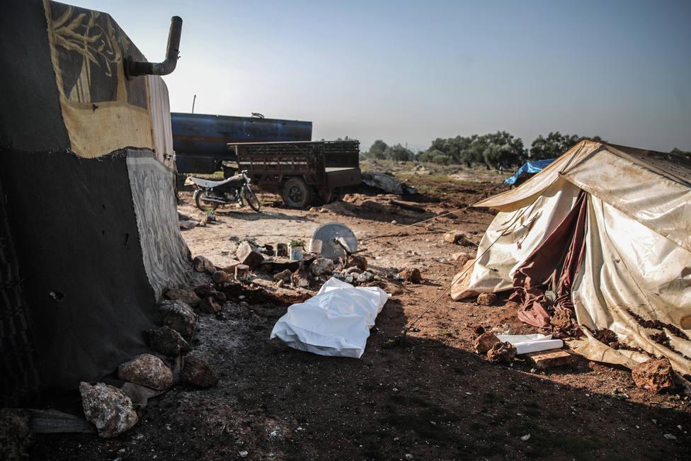 Al menos nueve muertos en ataques aéreos de Rusia en el norte de Siria, según el Observatorio