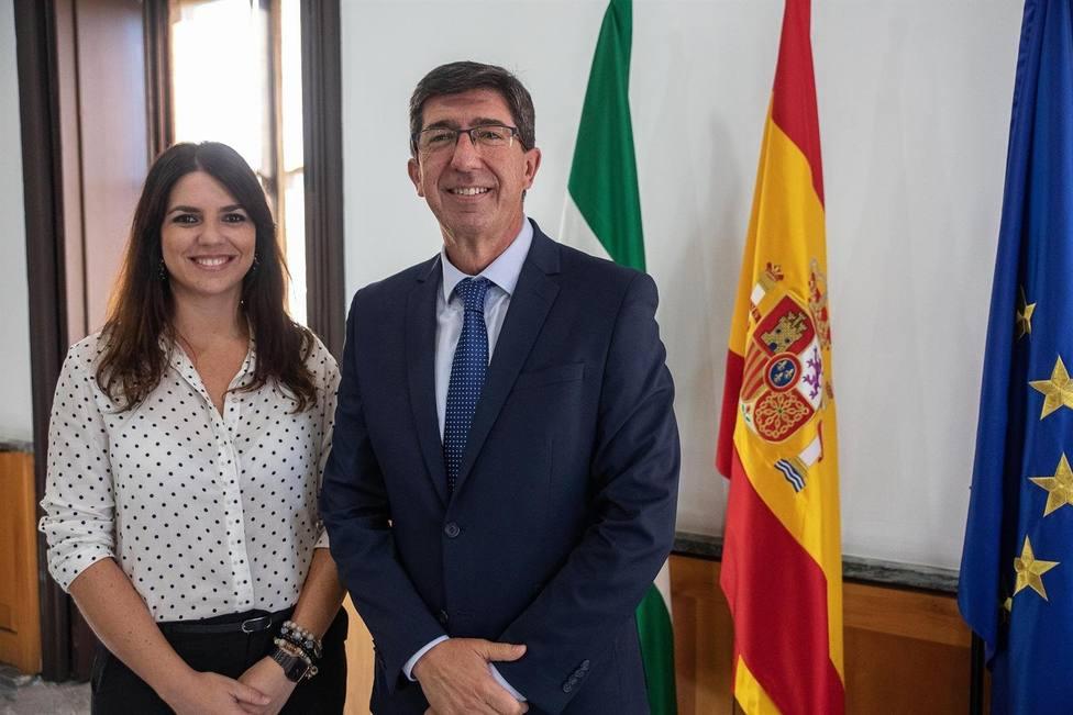 Juan Marín y Puri Joyera