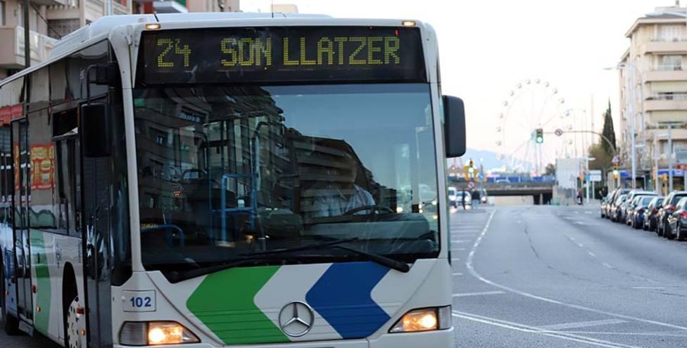 Los usuarios del bus de Palma bajan un 22% tras los cambios en la EMT