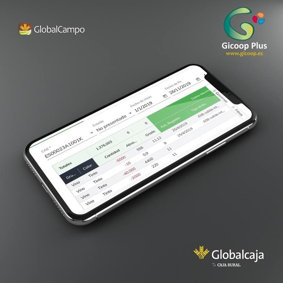 Gicoop Plus de Globalcaja, una herramienta innovadora al servicio del sector agropecuario