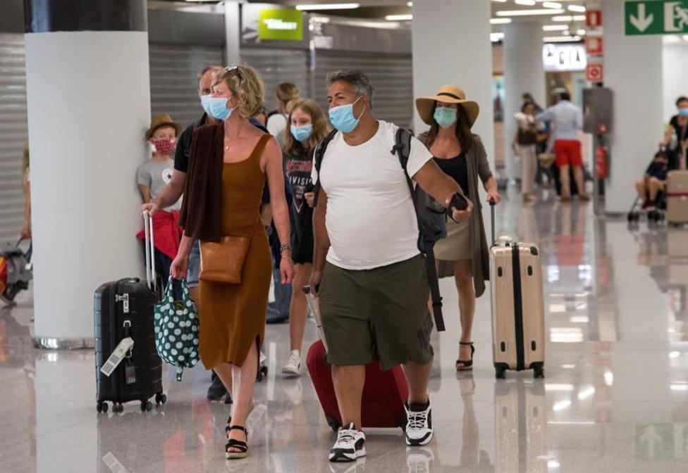 Los aeropuertos de Palma, Ibiza y Mahón operarán este sábado 770 vuelos