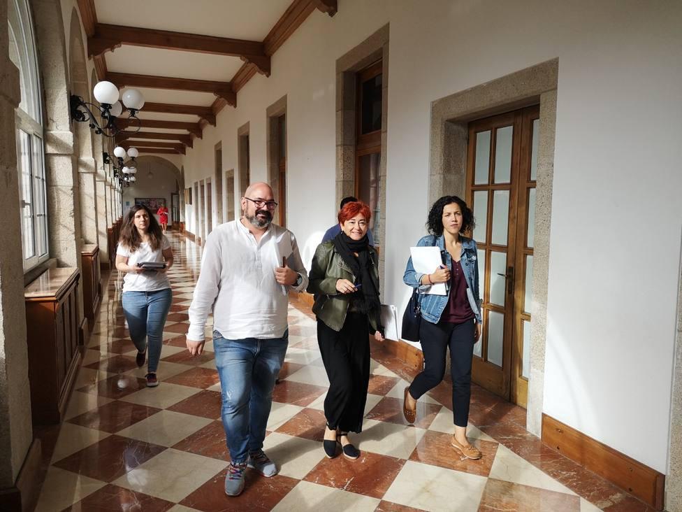 El BNG urge al Gobierno y a la Xunta a nacionalizar la planta de Alcoa