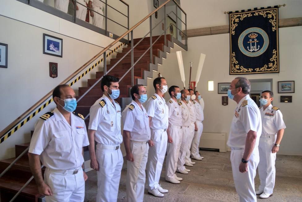 El Almirante de Acción Marítima tiene su cuartel general en Cartagena - FOTO: Armada Ferrol