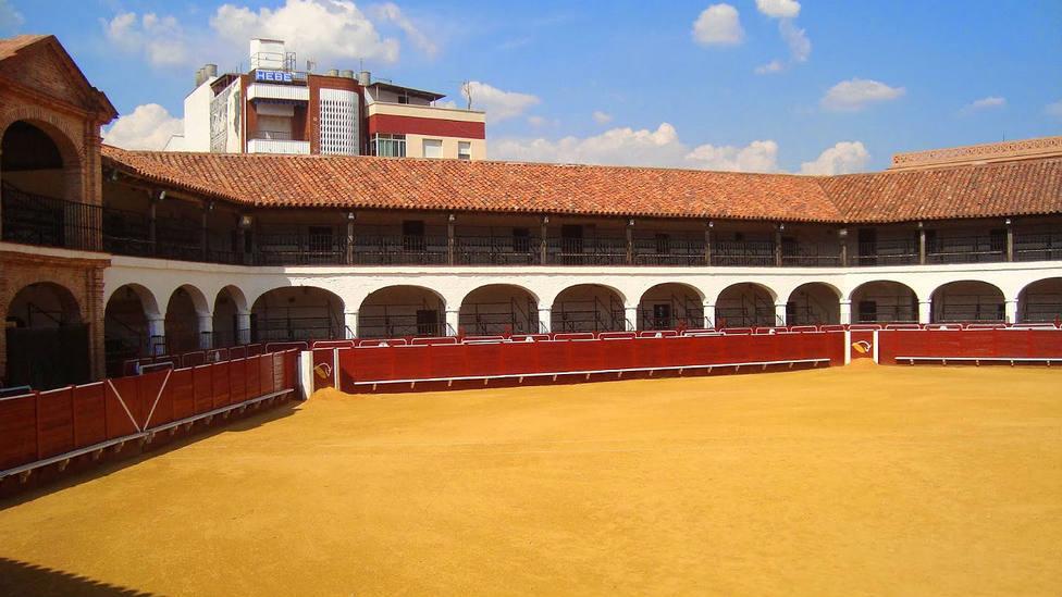 Plaza de toros de Almadén (Ciudad Real)