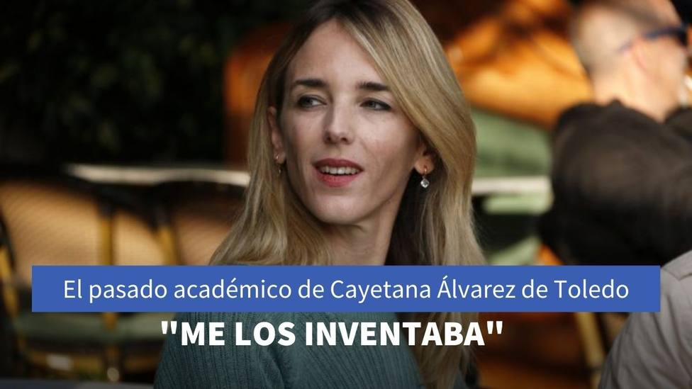 A esto se hubiese dedicado Cayetana Álvarez de Toledo antes de entrar en política