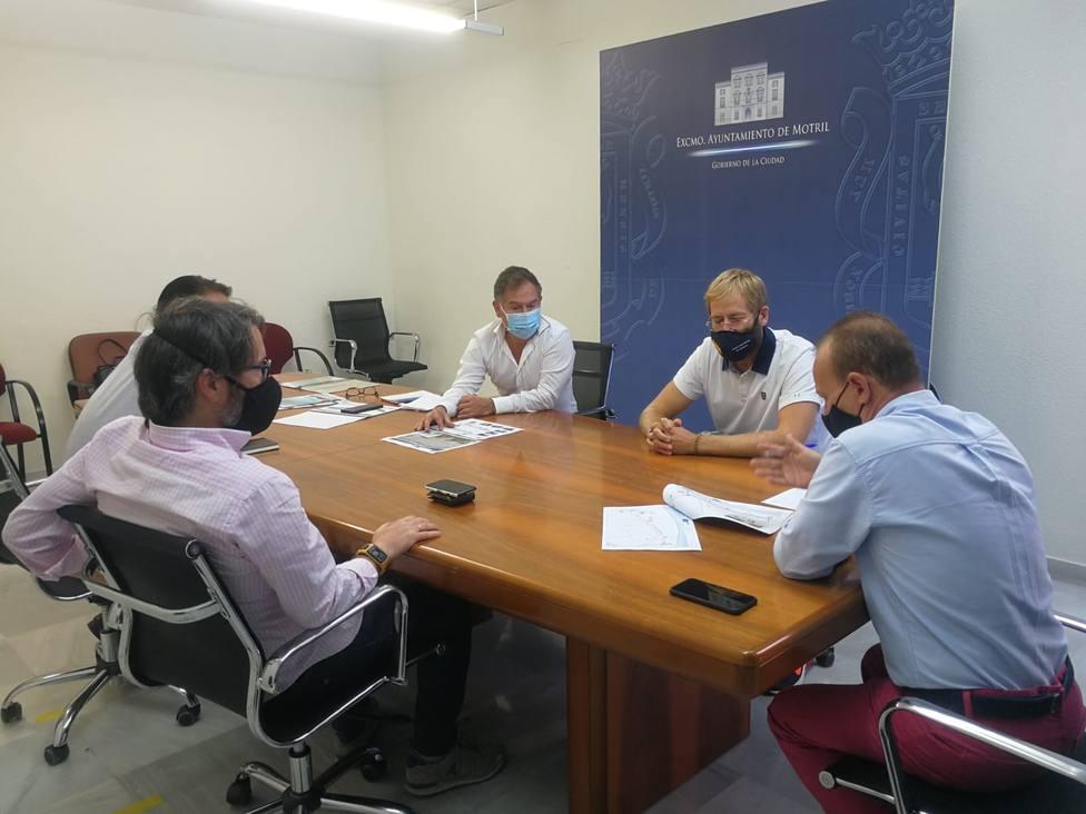 Reunión entre Costas y el Ayuntamiento de Motril