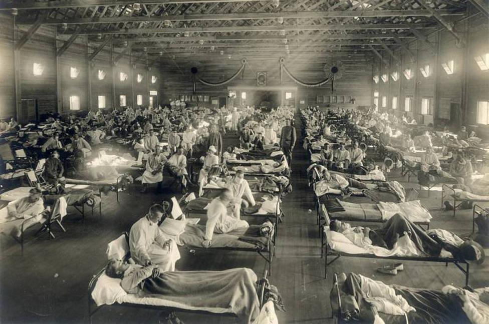 Un expediente sobre la gripe de 1918 es el documento del mes del Archivo Municipal