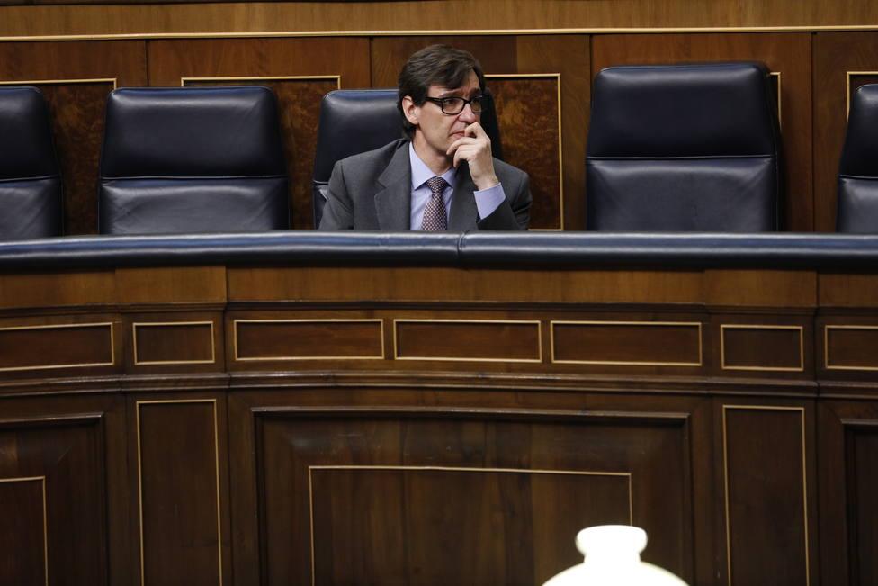Illa acudirá mañana al Congreso para informar de la declaración del estado de alarma en Madrid