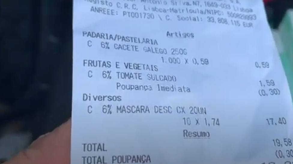 La mentira del precio de las mascarillas en España: en Portugal puedes comprar 20 por 1,74 euros