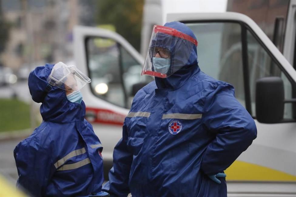 La pandemia de coronavirus sigue aumentando en casos de contagios y muertos en todo el mundo