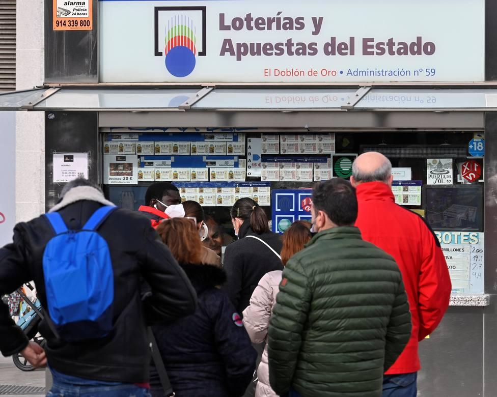 ¿Podemos intercambiar números de Lotería por WhatsApp?
