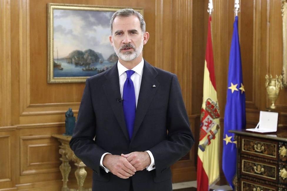 El Rey Felipe VI estará en los actos del Centenario de la Agrupación de Cofradías de Málaga.
