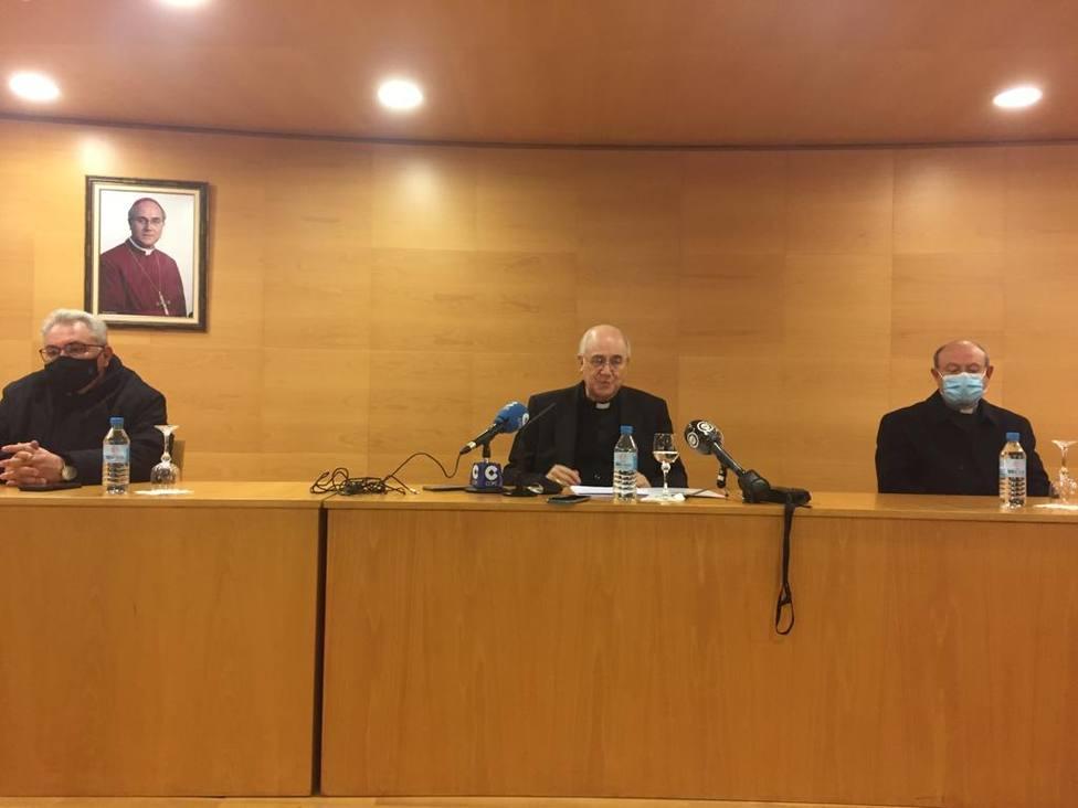 Monseñor Antonio Gómez Cantero, nuevo Obispo Coadjutor de Almería