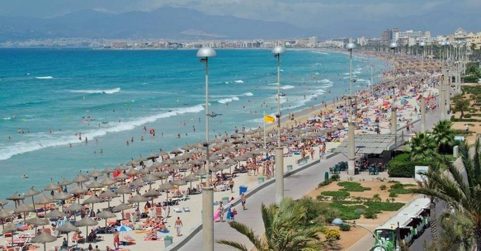 Hoteleros Playa de Palma