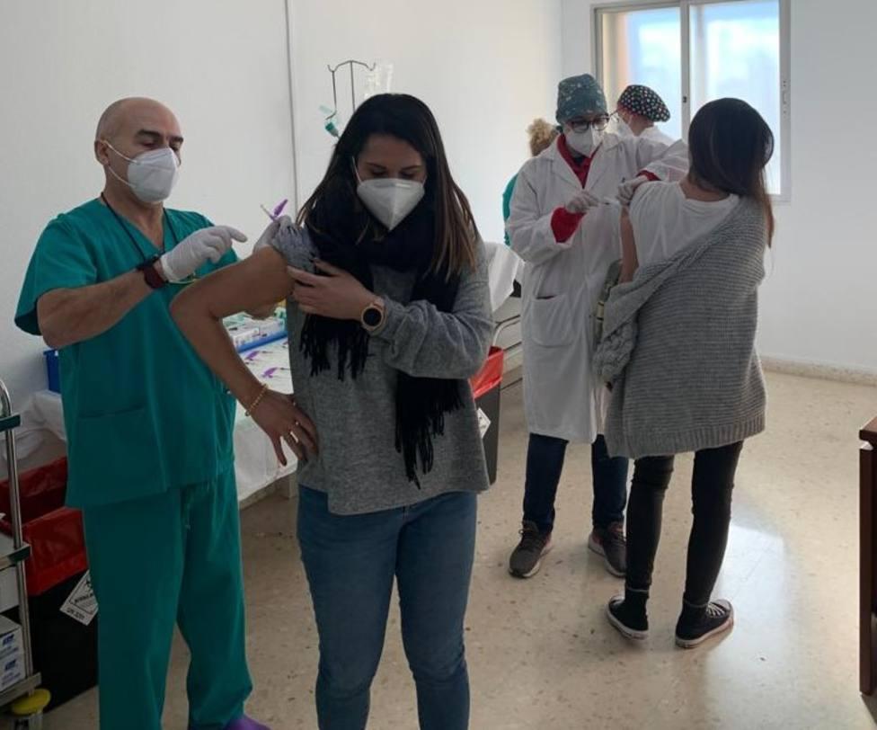 Salud prepara 28 camas más en el Hospital del Rosell ante el aumento de ingresos de pacientes COVID-19