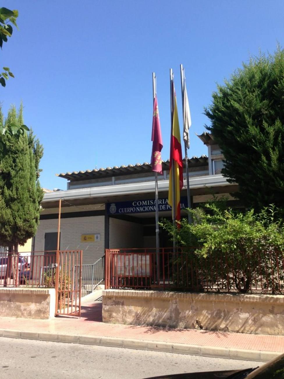 Detenidos tres menores por robar presuntamente en un colegio de Molina durante las vacaciones
