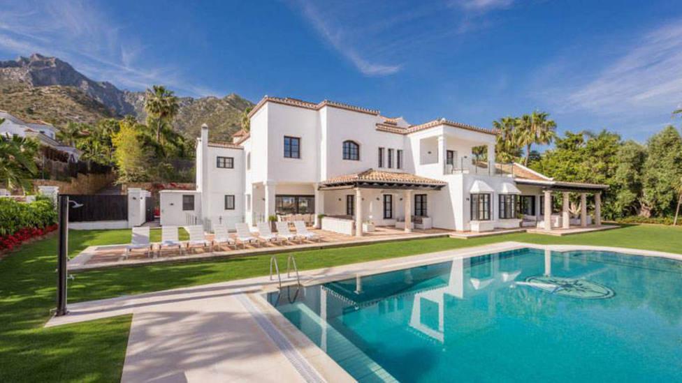 Esta es la casa que Bertíin Osborne y Fabiola venden por 3,5 millones de euros